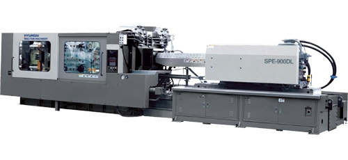 SPE 900DL-1600DL Two Platen